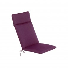 CC COLLECTION Plum Recliner Cushion