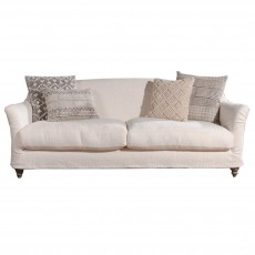 Tetrad Kandinsky 3 Seater Sofa with Scatter Cushions Pack A or B- Fabric 1