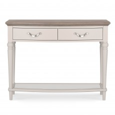 Freeport Grey Washed Oak Console Table