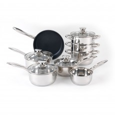 Russell Hobbs Classic Collection 8 Piece Pan Set
