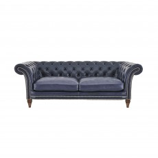 Alexander & James Paradise 3 Seater Sofa Leather