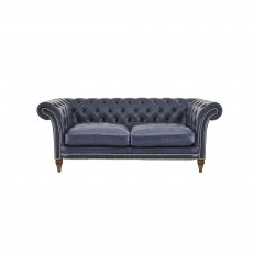 Alexander & James Paradise 2 Seater Sofa Leather