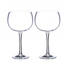 Newgrange Living Clear Gin Glass Pair