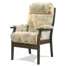 Cintique Cheshire Chair Fabric C