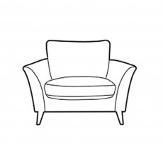 Belvoir Armchair Fabric A