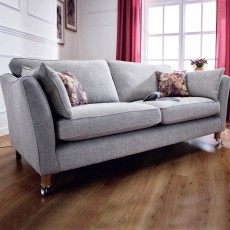 Chateauneuf 4 Seater Sofa Fabric B