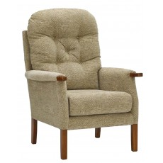 Cintique Eton Chair Fabric C