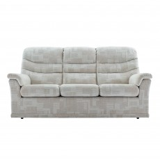 G-Plan Malvern 3 Seater Sofa (3 Back Cushions) Fabric B