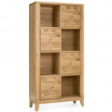 Burrswood Oak Storage & Display Unit