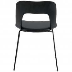 Hank Dining Chair Black