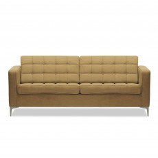 Aksel 3 Seater Sofa Fabric Ontario