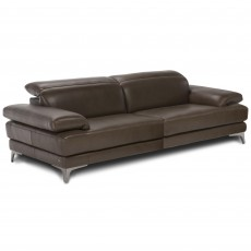Natuzzi Edtitions Fontanelle 3 Seater Sofa Leather Category 15(S)