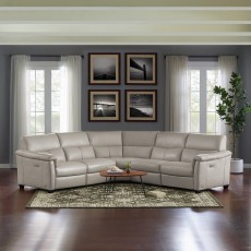 Natuzzi Editions Menandro 3 Seater Sofa Leather Category 15(S)