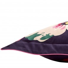 Joules Winter Bloom Oxford Pillowcase Navy