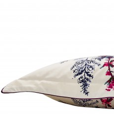 Joules Harvest Garden Oxford Pillowcase Bilberry