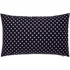 Joules Winter Bloom Standard Pillowcase Navy