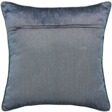 Peacock Blue Hotel Sanremo Cushion Blue 40x40cm