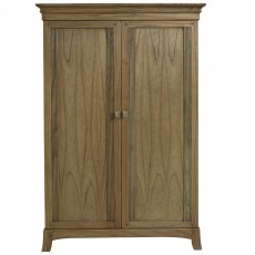 Utopia Wide Double Wardrobe