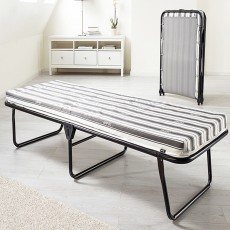 JAY-BE Value Single Folding Bed With Air Flow Mattress