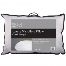Neuhaus Soft Touch Walled Pillow