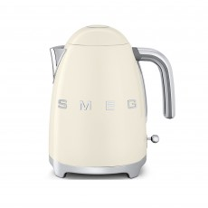 Smeg 1.7L Retro Kettle Cream