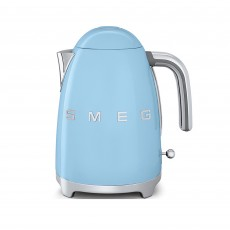 Smeg 1.7L Retro Kettle Pastel Blue