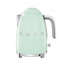 Smeg 1.7L Retro Kettle Pastel Green