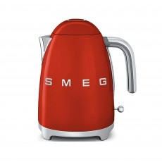 Smeg 1.7L Retro Kettle Red