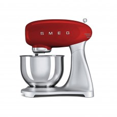 Smeg 4.8L Stand Mixer Red