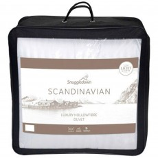Snuggledown Luxury Scandinavian Airblend Hollowfibre Single Duvet 13.5 Tog