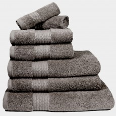 Restmor Madison Hand Towel Charcoal