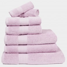 Restmor Madison Bath Sheet Pink