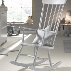 Vipack Rocky Rocking Chair Grey