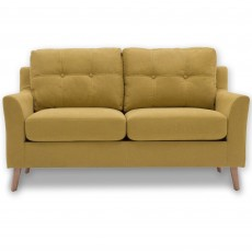 Adel 2 Seater Sofa Fabric Citrus