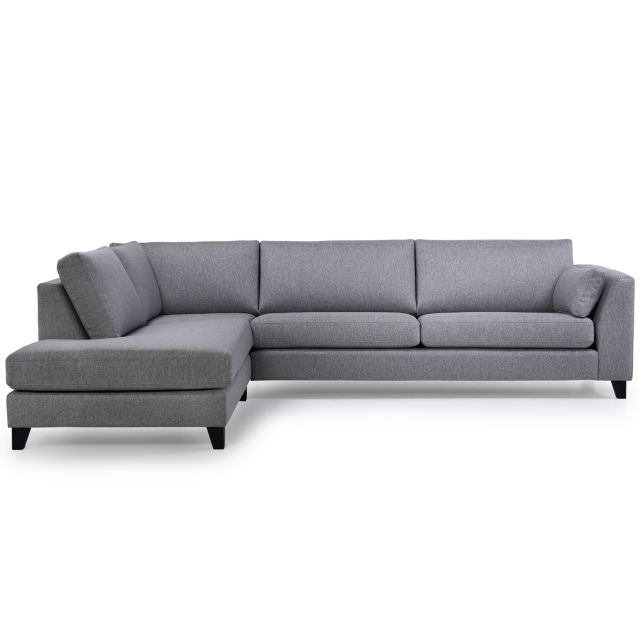Seater Corner Sofa With Chaise Lhf