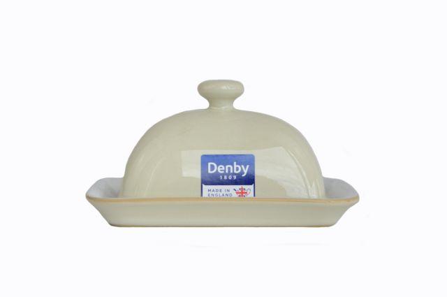 Denby Linen Butter Dish  sc 1 st  Meubles & Denby Linen Butter Dish - Other Tableware u0026 Dine - Meubles