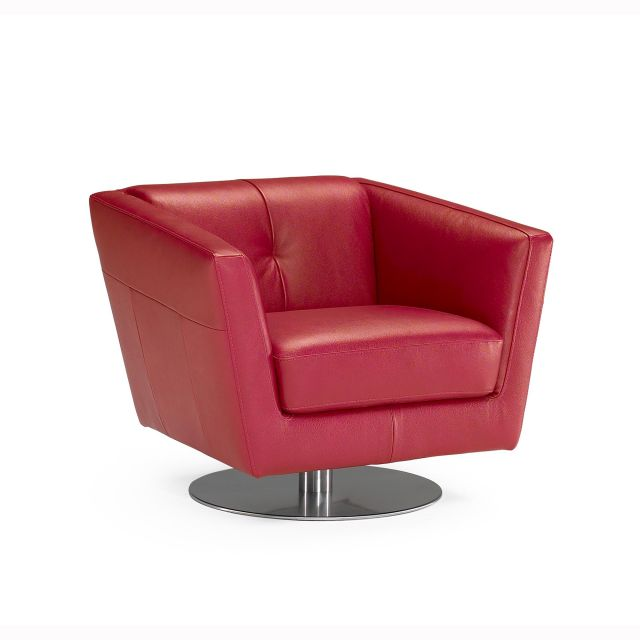 Natuzzi Editions Fidenza Chair Leather Category 10