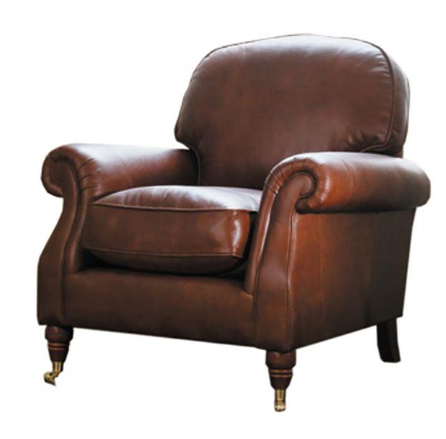 Parker Knoll Westbury Armchair Fabric B