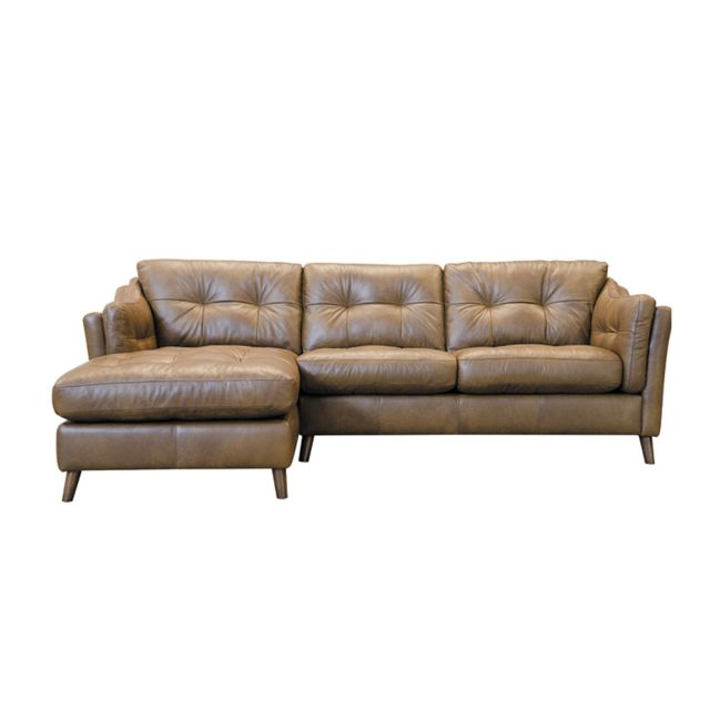 Alexander James Saddler 4 Seater Sofa